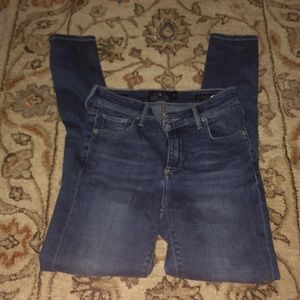 High waisted Bridgette lucky brand Midwash